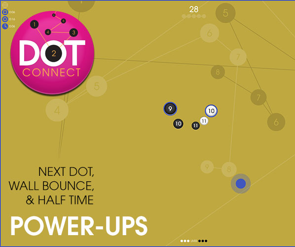 Connect the dots Game Free