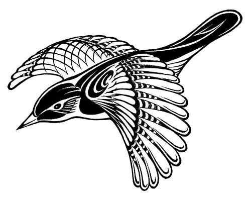 Classic Bird Tattoo Designs