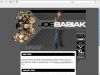 Joe Babiak Website Design