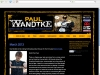Paul Wandtke Website Design